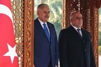 Ministerpräsident Binali Yıldırım hat am Montagabend mit seinem irakischen Amtskollegen Haider Abadi in einem Telefonat über die Kooperation im Kampf gegen die PKK-im irakischen Sindschar...