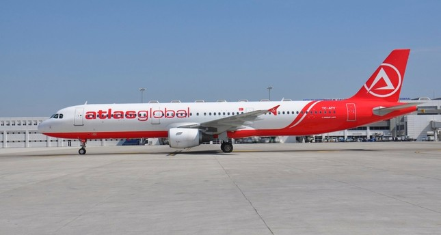 Turkish airline Atlasglobal suspends flights for second time in months