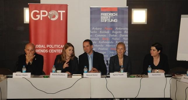 لقاء أكاديمي تركي- إسرائيلي في اسطنبول لبحث فرص تطبيع العلاقات