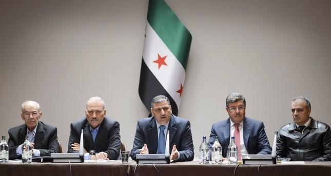 FM Çavuşoğlu meets Syrian opposition officials, UN includes PYD in Geneva talks