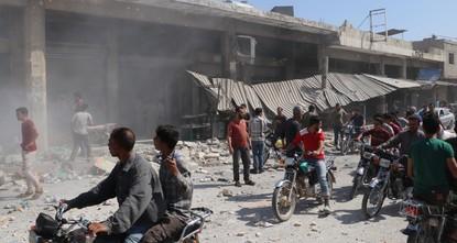 5 killed in regime, Russia airstrikes in Syria's Idlib