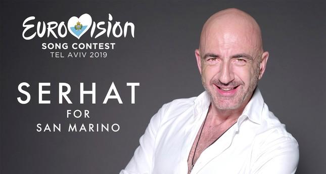 Turkish singer to represent San Marino at Eurovision again