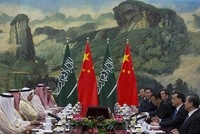 China, Saudi Arabia sign landmark $65 billion deal to boost economic ties