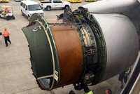 'Scariest flight of life' lands in Hawaii after engine cover blows off