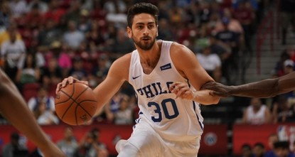 Korkmaz shines in NBA Summer League, scores 40 points for 76ers against Celtics