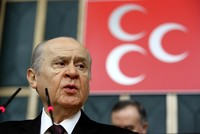 MHP fully supports Turkish government's policies, chairman Bahçeli says