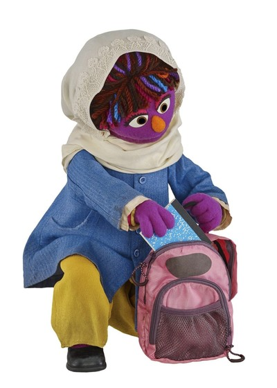 Character Zari is was created to teach young kids about girls' empowerment.