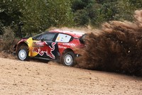 Citroen's Lappi ends Day 1 as leader of Rally Turkey