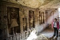 Нетронутая гробница возрастом более 4.000 лет найдена в Египте