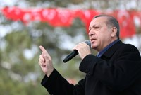 President Recep Tayyip Erdoğan called on the supporters of every political party Friday to unite in favor of the constitutional amendment package ahead of the historical referendum to be held in...