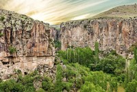 Ihlara valley: As picturesque as it gets