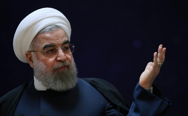 Hassan Rouhani (Reuters Photo)
