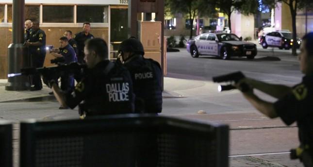 مقتل 4 من رجال الشرطة الأمريكية خلال مظاهرات في دالاس