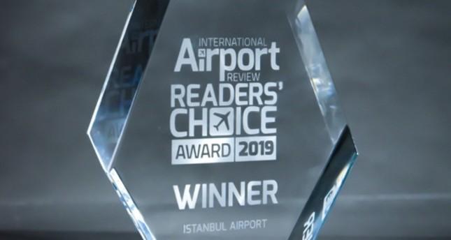 مطار إسطنبول الكبير يفوز بجائزة مطار العام