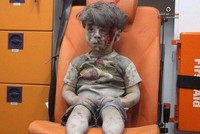 The latest image of a childhood lost to war