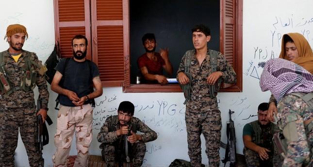 ب ي د يدعم النظام السوري بـ1300 إرهابي في هجومه المحتمل على إدلب