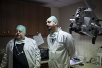 First brain surgery completely done with robotics
