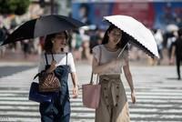 حصيلة ضحايا موجة الحر الشديدة التي ضربت اليابان ترتفع إلى 300 ضحية