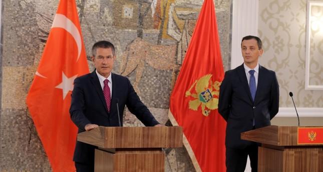 تركيا تتفق مع مونتنغرو على تعزيز علاقات التصنيع العسكري