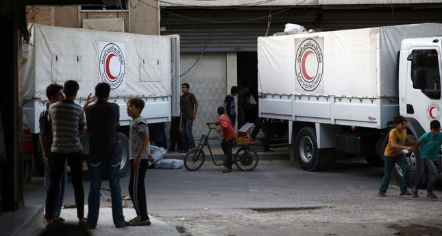 Group accuses UN of favoring Syrian regime in humanitarian aid