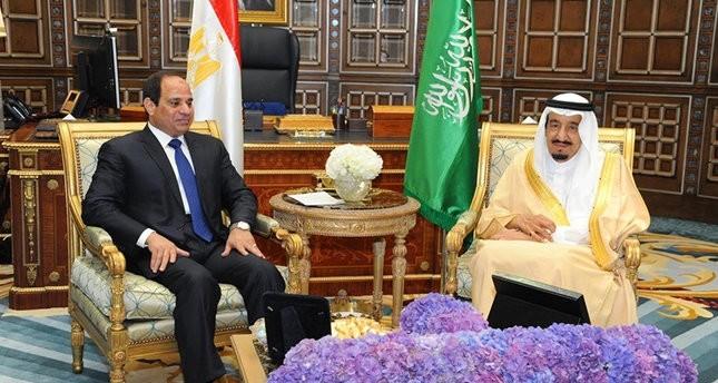 السيسي يزور الرياض الأحد للقاء الملك سلمان