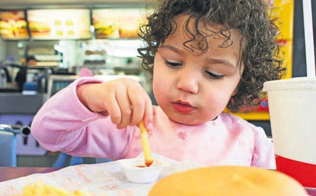 Childhood obesity on the rise in Turkey