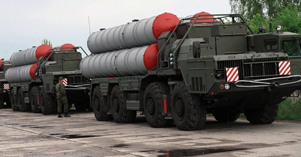 Ankara and Moscow signed a $2.5 billion deal for S-400 missile defense systems and the first battery is scheduled for delivery to Turkey in this July.