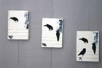 Crows focus of painting exhibit