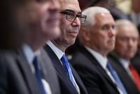 US Treasury Sect. Mnuchin pulls out of Saudi summit
