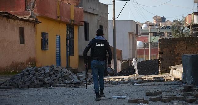 القبض على قيادي بارز في بي كا كا جنوب شرقي تركيا