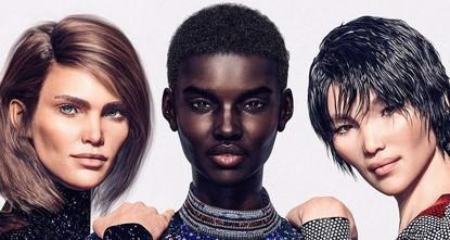 Virtual or real? Fashion world split over digital supermodels