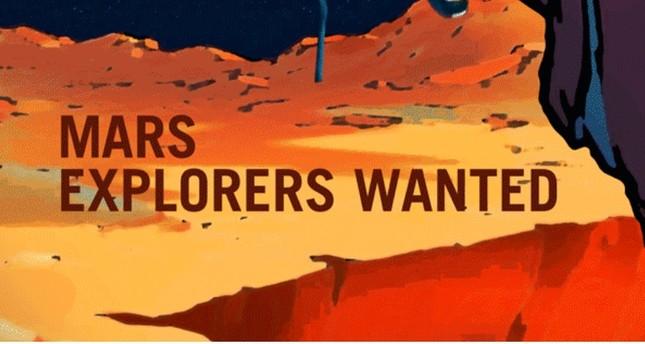 NASA looking for volunteer teachers, farmers to work on Mars