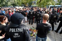 Germany slams 'mob-like' hunting of foreigners ahead of new right-wing protest