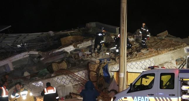ارتفاع حصيلة قتلى زلزال ألازيغ إلى 6 وأعمال الإنقاذ مستمرة