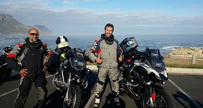 pErman Balkın Küçükebe and Sarper Sesli are the motorcyclists behind Cape2Istanbul, a project that started in early May in which they have been riding their motorcycles for four months all the way...
