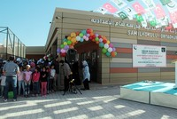 School for Syrian orphan girls opens in Turkey's Hatay