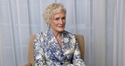 Win or lose at the Oscars, Glenn Close is loving the moment