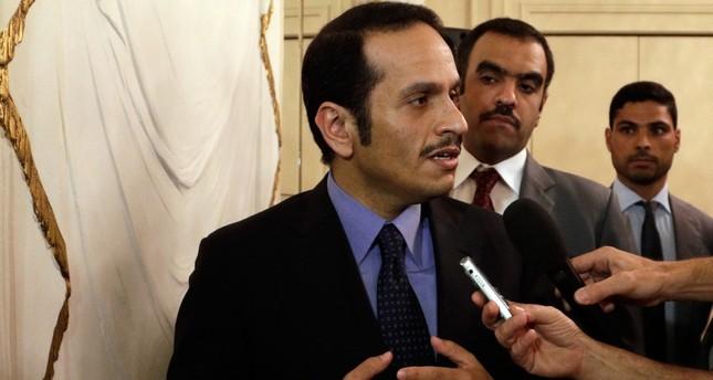قطر: نسعى لدفع الأمريكيين والإيرانيين إلى إجراء محادثات بينهم