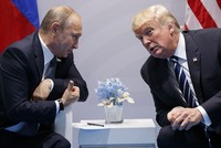 Trump calls Putin to congratulate him after re-election, Kremlin says