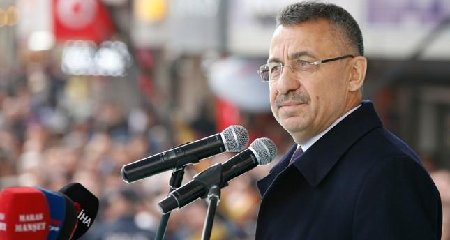 نائب أردوغان: أمن الحدود شرفنا والإرهابيون لن ينجوا من مصيرهم المحتوم