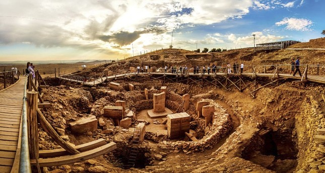 Archaeological excavations have been ongoing for 54 years in Göbeklitepe, located 18 kilometers away from the city of Şanlıurfa in southeastern Turkey, close to the neighborhood of Örencik.