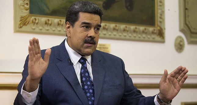 US sanctions 5 Venezuela officials, including oil min.