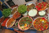 Signature Turkish dishes on display at Antalya food fair