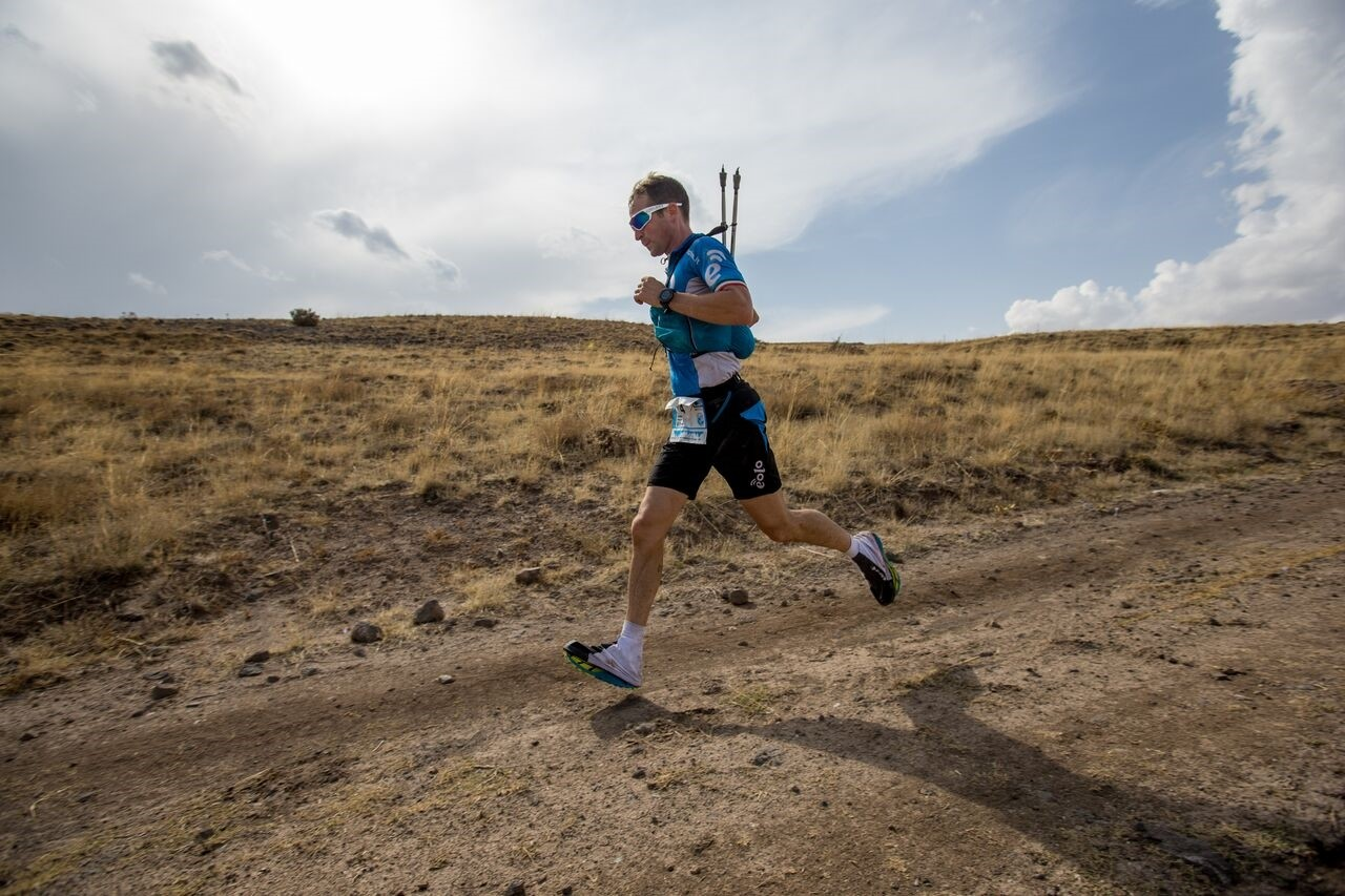 Macchi defeated 262 others in the 119-kilometer race which had a variation in altitude of more than 3,730 meters across the iconic chimneys and valleys of scenic Cappadocia, a UNESCO World Heritage Site.