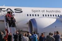 Australia's Qantas completes longest non-stop New York-Sydney flight