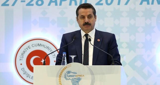 وزير الزراعة التركي: سنواصل دعمنا للقارة الإفريقية في المجال الزراعي