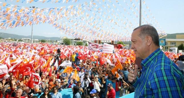 أردوغان: سننشئ مقاهي حديثة على شكل مكتبات مخصصة للقراءة الفترة القادمة