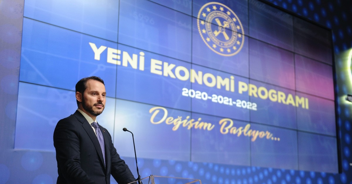 Treasury and Finance Minister Berat Albayrak said in line with the government targets, Turkey left behind a major stage in the fight against inflation.