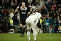 دوري أبطال أوروبا.. أياكس يجرد ريال مدريد من اللقب باكتساحه في ملعبه