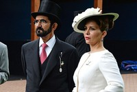 Wife of UAE sheikh hiding in UK in 'fear of her life'